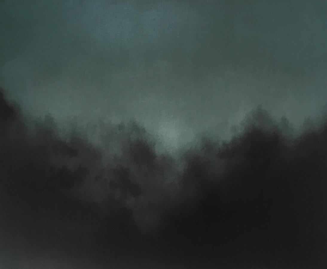 Marina Ho - Silence (Huile sur toile - 60 x 73 cm) 2 800 €